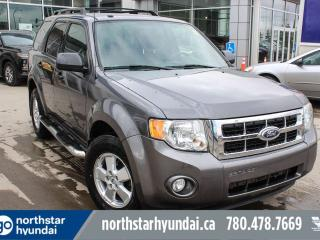 Used 2011 Ford Escape XLT RUNNINGBOARDS/AIR/CRUISE/POWERGROUP for sale in Edmonton, AB