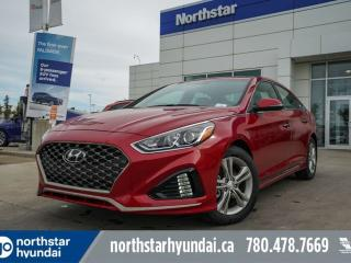 Used 2019 Hyundai Sonata PREFERRED for sale in Edmonton, AB