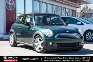 Used 2008 MINI Cooper Classic CLASSIC for sale in Pointe-Claire, QC