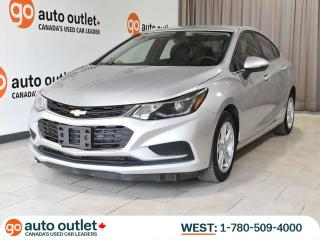 Used 2017 Chevrolet Cruze LT, Auto, Heated Seats, Apple Carplay & Android Auto, Rearview Camera, Remote Start for sale in Edmonton, AB