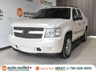 Used 2009 Chevrolet Avalanche LTZ 4x4, Leather Heated & Cooled Seats, Nav, Dual DVD, sU for sale in Edmonton, AB