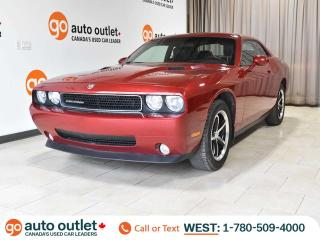 Used 2010 Dodge Challenger SE - Auto - Heated Leather Seats - Sunroof! for sale in Edmonton, AB