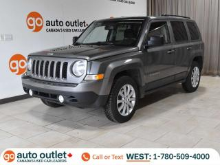 Used 2014 Jeep Patriot One Owner! North 4x4 Auto Heated Seats for sale in Edmonton, AB