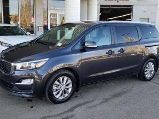 Used 2019 Kia Sedona LX+; 8PASS, BLUETOOTH, BACKUP CAM, HEATED SEATS AND MORE for sale in Edmonton, AB