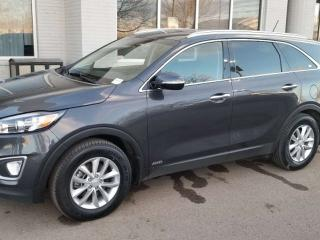 Used 2018 Kia Sorento LX; BLUETOOTH, BACKUP CAM, HEATED SEATS AND MORE for sale in Edmonton, AB
