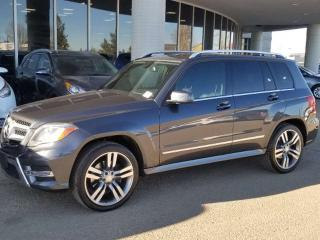 Used 2014 Mercedes-Benz GLK-Class GLK 250 BlueTec; 4WD, LEATHER, BLUETOOTH, HEATED SEATS AND MORE for sale in Edmonton, AB