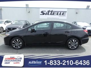 Used 2015 Honda Civic EX, AUTOMATIQUE TOIT OUVRANT!! for sale in St-Georges, QC