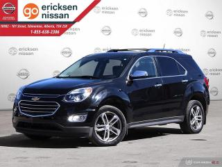 Used 2016 Chevrolet Equinox LTZ: AWD, LEATHER, CAMERA for sale in Edmonton, AB