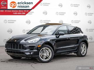 Used 2015 Porsche Macan S: PORSCHE CERTIFIED AND INSPECTED , AWD for sale in Edmonton, AB
