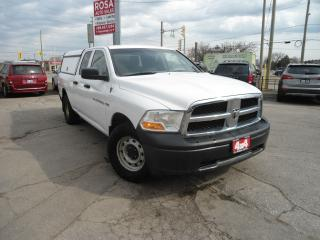 Used 2011 RAM 1500 AUTO 4X4 HEMI CARGO BOX SAFETY A/C PW PL CRUISE for sale in Oakville, ON