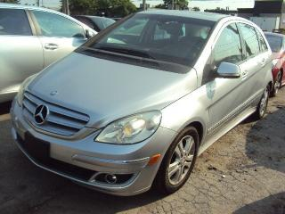 Used 2009 Mercedes-Benz B-Class for sale in Scarborough, ON