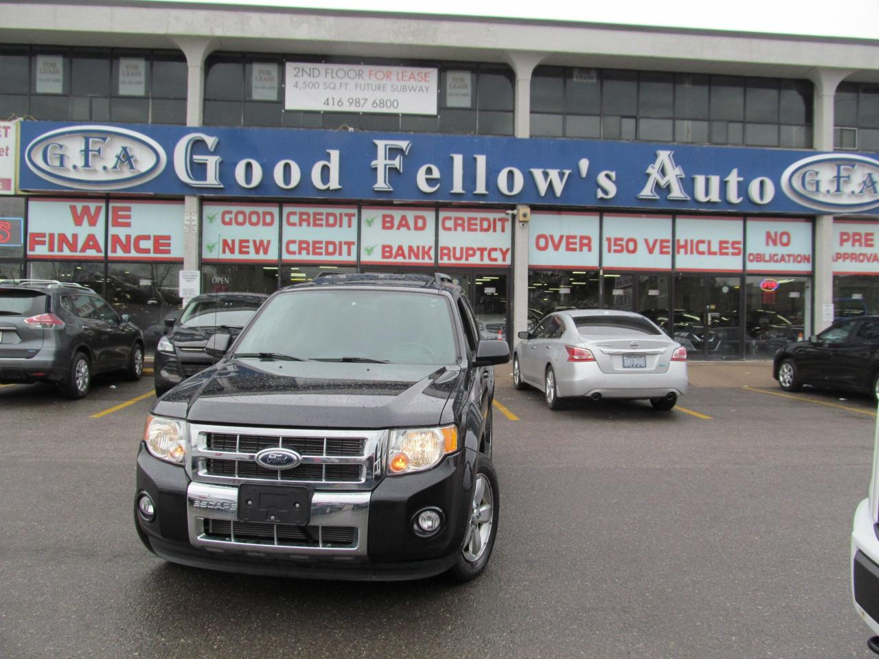 2011 Ford Escape SUNROOF, LEATHER SEATS, HEATED SEATS