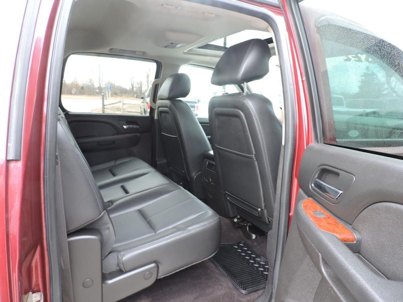 2014 GMC Sierra 3500