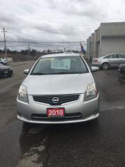 Used 2010 Nissan Sentra 2.0 for sale in Kitchener, ON