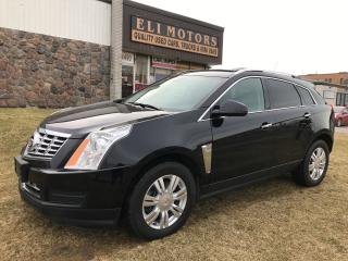 Used 2016 Cadillac SRX Luxury.AWD.NAVI.PANO ROOF.BLIS.BLUETOOTH.ALLOYS. for sale in North York, ON
