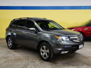 Used 2007 Acura MDX Elite Pkg for sale in Vaughan, ON