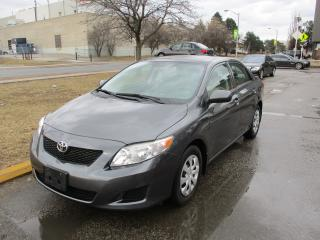 Used 2010 Toyota Corolla LE~TWO SETS OF TIRES~LOW MILEAGE~POWER OPTIONS~ for sale in Toronto, ON