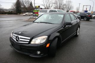 Used 2010 Mercedes-Benz C-Class C 300 for sale in Nepean, ON
