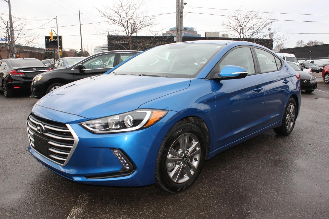 Photo of Blue 2018 Hyundai Elantra