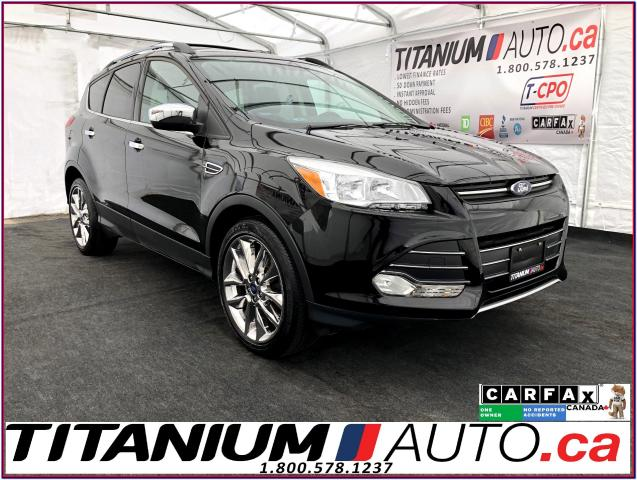 2016 Ford Escape SE Sport 4WD EcoBoost-Camera-GPS-Pano Roof-Leather