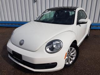 Used 2014 Volkswagen Beetle Comfortline *SUNROOF* for sale in Kitchener, ON