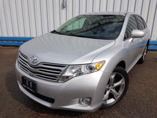 Used 2011 Toyota Venza V6 *LEATHER* for sale in Kitchener, ON