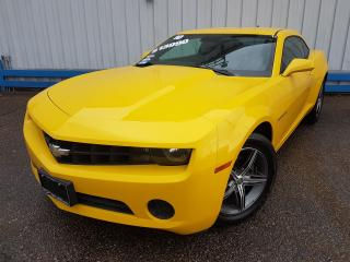 Used 2010 Chevrolet Camaro LS *6-SPEED* for sale in Kitchener, ON