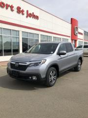 New 2019 Honda Ridgeline EX-L for sale in Fort St John, BC