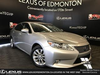 Used 2013 Lexus ES 300 h Technology Package for sale in Edmonton, AB