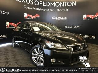Used 2013 Lexus GS 350 Navigation Package for sale in Edmonton, AB