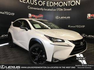 Used 2017 Lexus NX 200t Premium SE Package for sale in Edmonton, AB