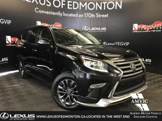 Used 2017 Lexus GS 460 Executive Package for sale in Edmonton, AB
