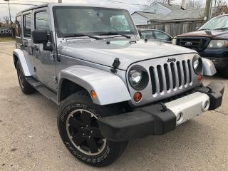 Used 2013 Jeep Wrangler Sahara for sale in Hamilton, ON