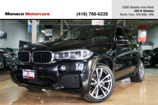 Used 2016 BMW X5 35i - M.PERF|HUD|C.WRN|B.SPOT|PANO|NAV|360CAM for sale in North York, ON
