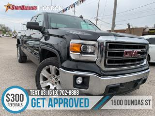 Used 2015 GMC Sierra 1500 SLE | 4X4 | 1 OWNER | CAM | HEATED SEATS for sale in London, ON