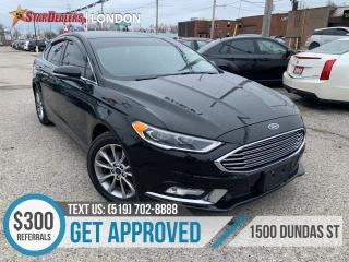 Used 2017 Ford Fusion SE | 1OWNER | LEATHER | NAV | for sale in London, ON