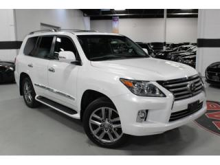 Used 2015 Lexus LX 570 EXECUTIVE PACKAGE for sale in Vaughan, ON