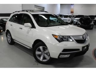 Used 2012 Acura MDX TECH PACKAGE   AWD for sale in Vaughan, ON