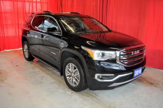 Used 2018 GMC Acadia SLE2 | AWD | Sunroof | 7 Passenger for sale in Listowel, ON