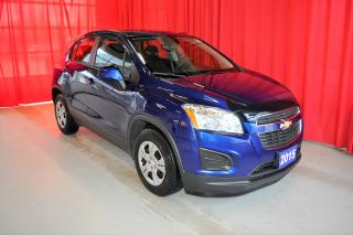 Used 2015 Chevrolet Trax LS | FWD | Manual Transmission for sale in Listowel, ON