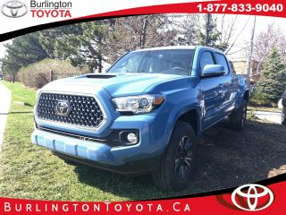 New 2019 Toyota Tacoma SR5 V6 for sale in Burlington, ON
