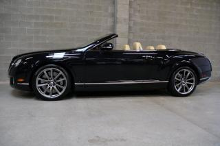 Used 2010 Bentley Continental GTC Speed AWD for sale in Vancouver, BC