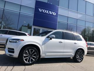 Used 2018 Volvo XC90 T6 AWD Momentum No Accident Claim Bought from us! for sale in Surrey, BC