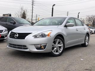 Used 2013 Nissan Altima 2.5 SV, very low km, clean carfax for sale in Toronto, ON