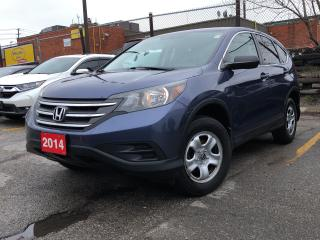 Used 2014 Honda CR-V LX, excellent pricing for sale in Toronto, ON