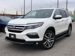 Used 2017 Honda Pilot Touring, one owner, top-of-the-line for sale in Toronto, ON
