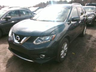 Used 2015 Nissan Rogue SV *Htd Seats/Pano Roof/Bluetooth for sale in Winnipeg, MB