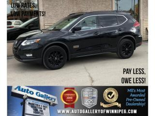 Used 2017 Nissan Rogue SV Star Wars: Rogue One Limited Edition for sale in Winnipeg, MB