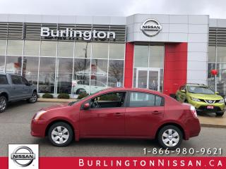 Used 2010 Nissan Sentra 2.0, for sale in Burlington, ON