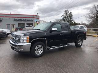 Used 2013 Chevrolet Silverado 1500 LT for sale in Mitchell, ON